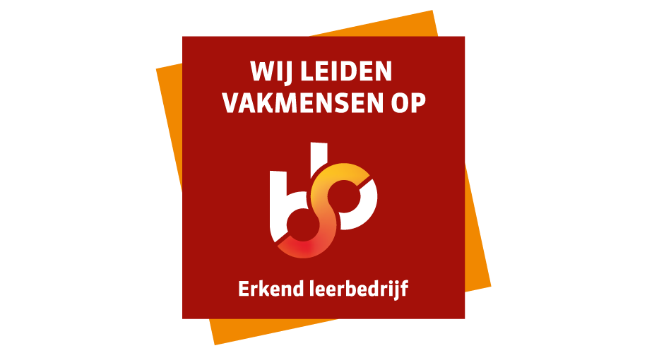 Logo erkend leerbedrijf